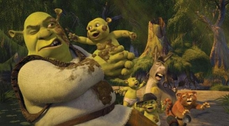 Shrek Tercero y el Corte Inglés colaboran con Save the Children