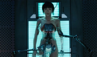 Otra featurette para Ghost in the Shell